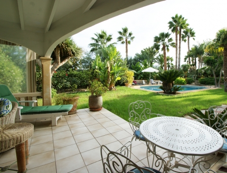 Magnificent Finca with separate guest house and great garden, Altea, El Barranquet