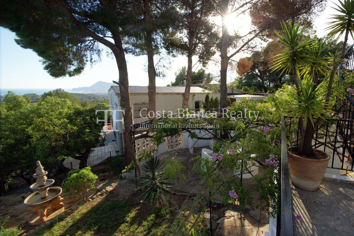 Large house with great sea views and 5000m2 of land, Altea, Alhama Springs - 30 - CHFi509