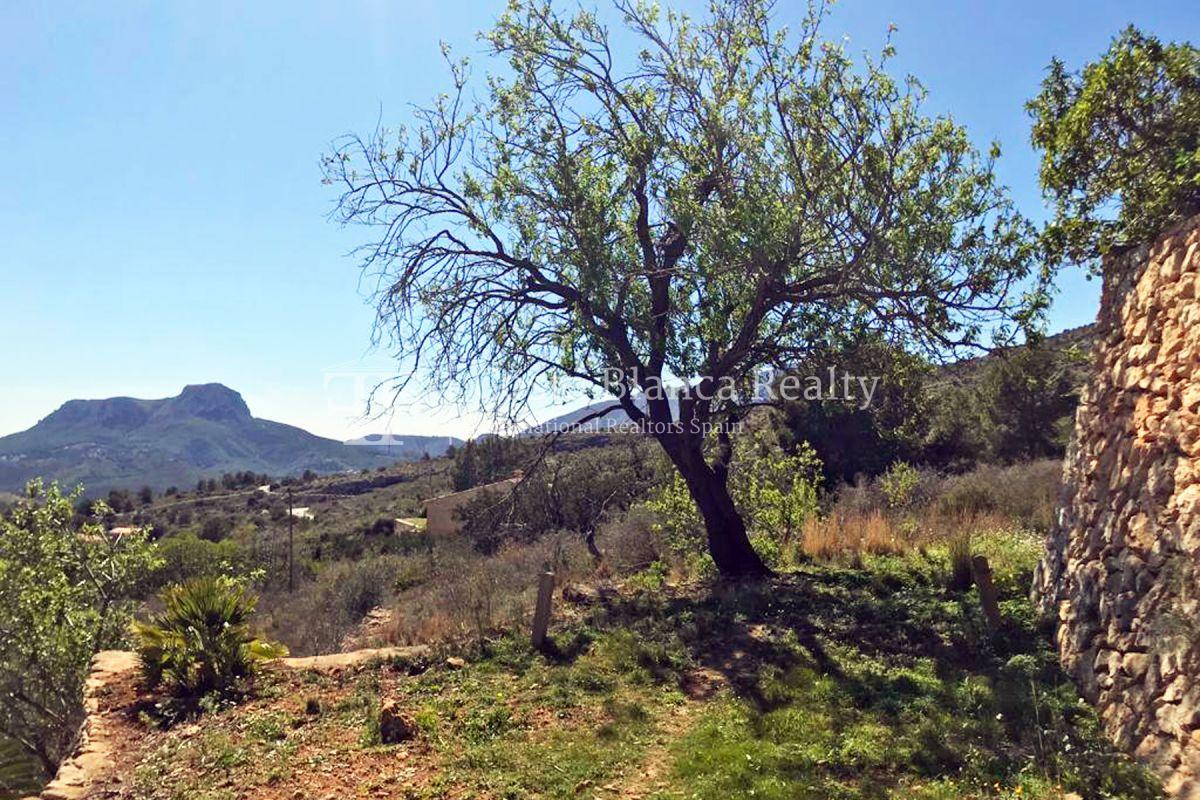Wonderful finca with great panoramic sea views in Benissa - 9 - CHFi865