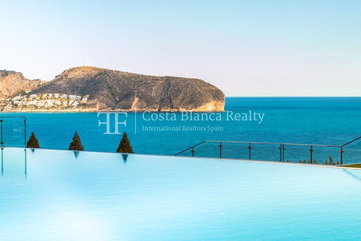 Modern luxury villa in first sea line with panoramic sea views - 6 - CHFi352
