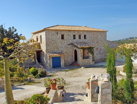 MORA197: Superb stone Finca with views and a wealth of charm   - Main
