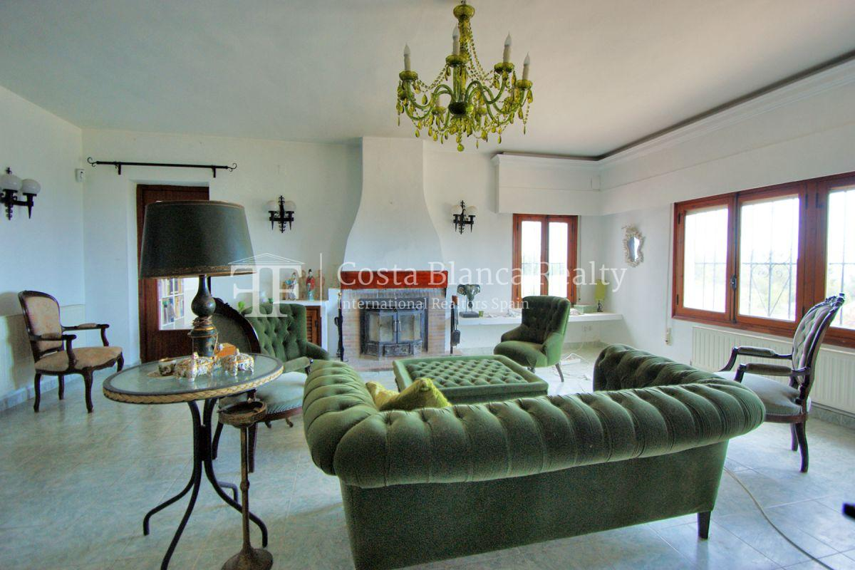 Wonderful finca with great panoramic sea views in Benissa - 20 - CHFi865