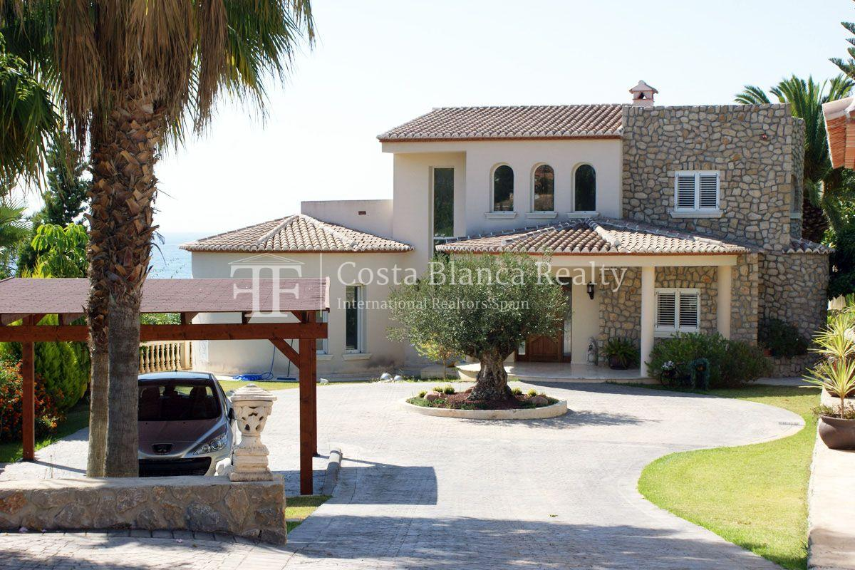 Villa by the sea with Beach access in Benissa - 20 - CHFi463