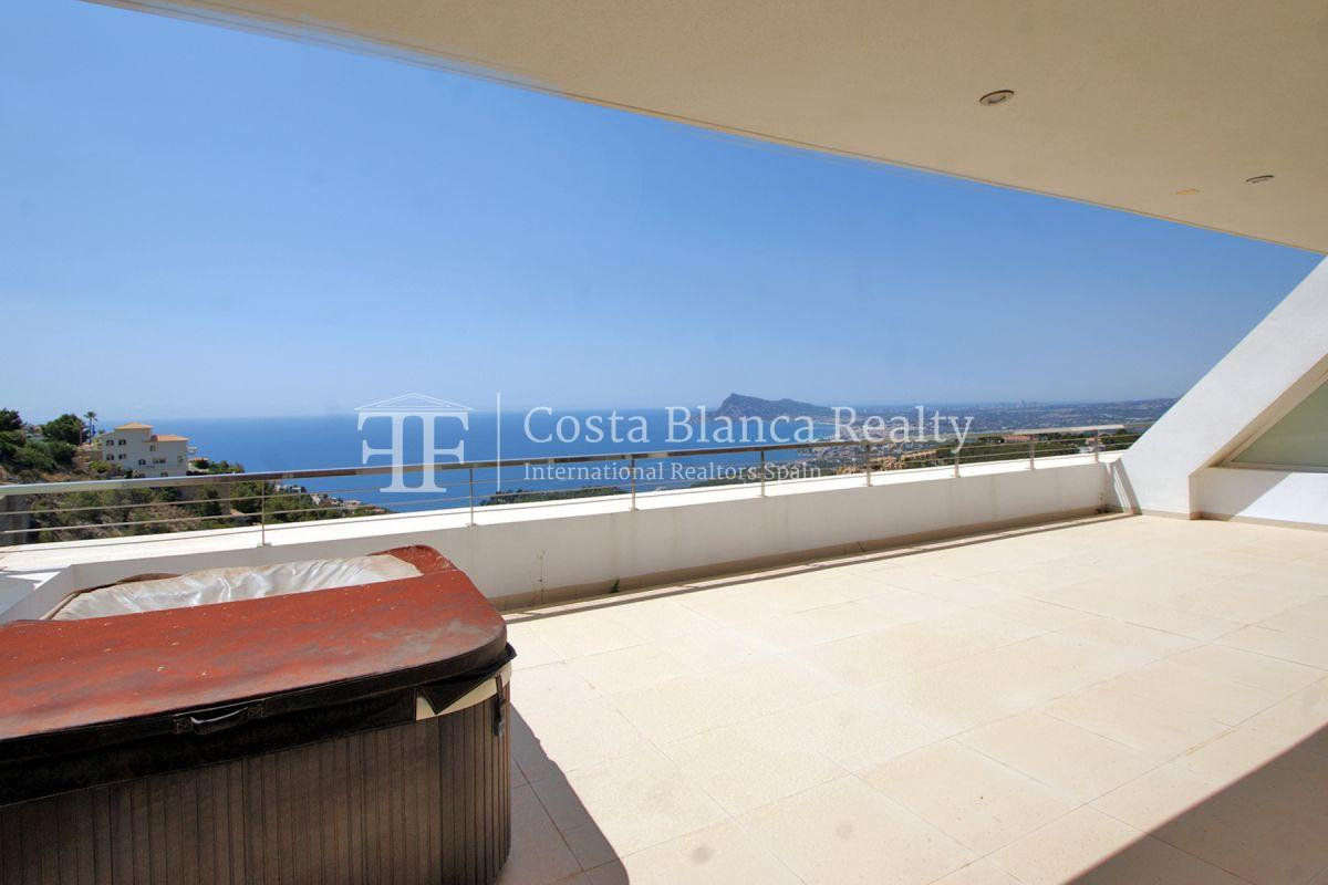 Nice modern apartment with fantastic sea views in Altea Hills for sale - 29 - CHFi828