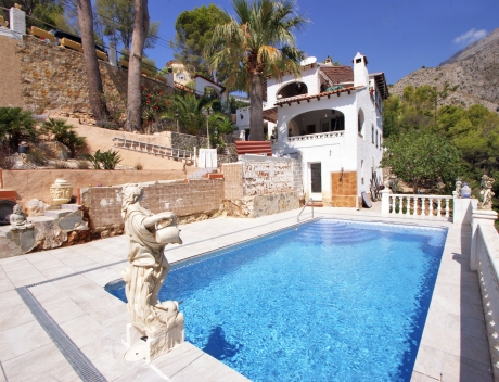 CHFi759: House for sale Altea la Vella, El Paradiso - Main