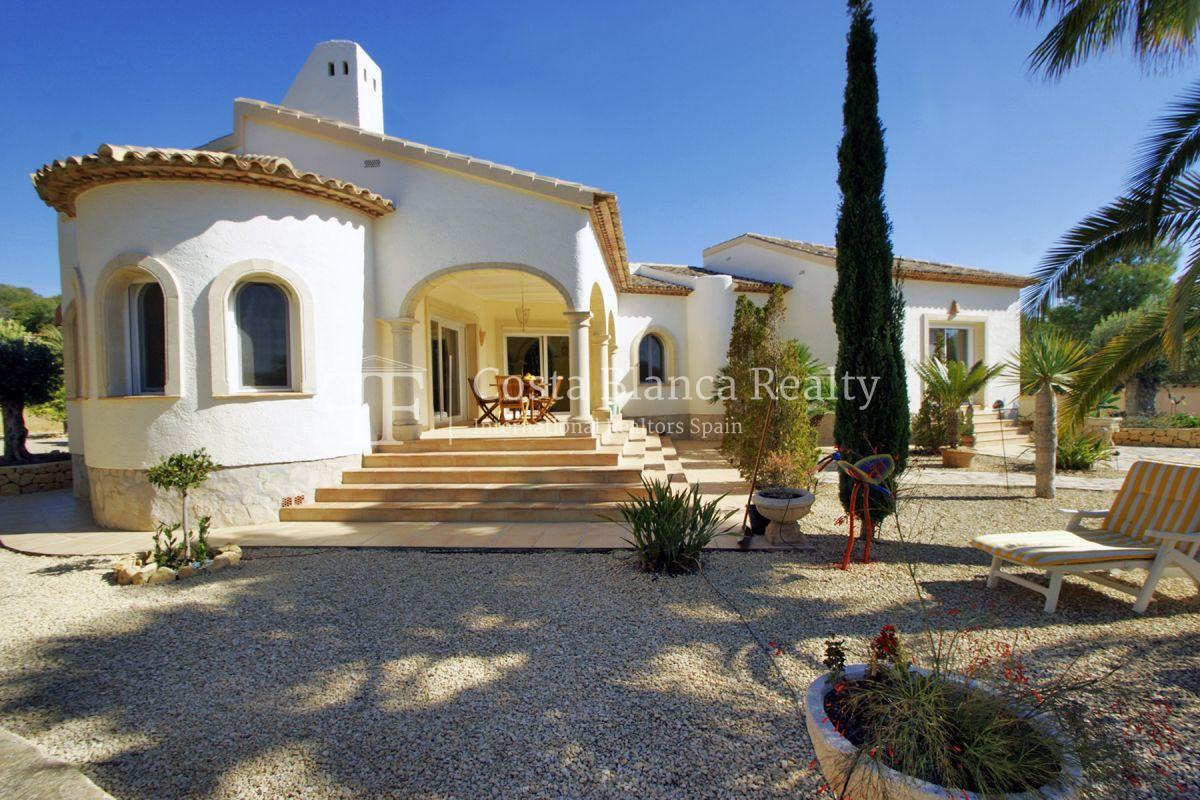 Great house for sale with separate guest house in Alfaz del pi, El Cautivador - 29 - CHFi120