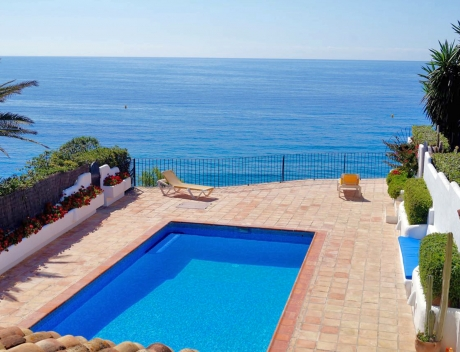 CHFi837: Villa first line in Moraira for sale - Main