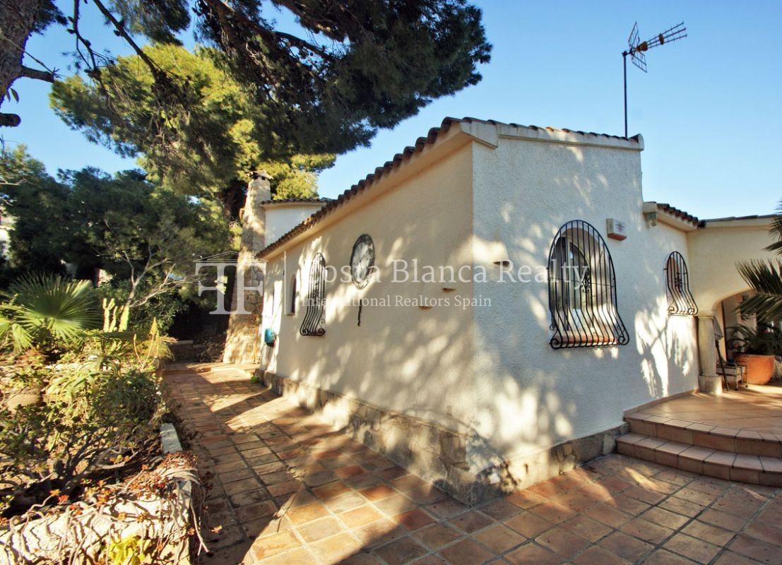 Great house with panoramic sea views for sale, Altea, Mascarat - 29 -  CHFi488