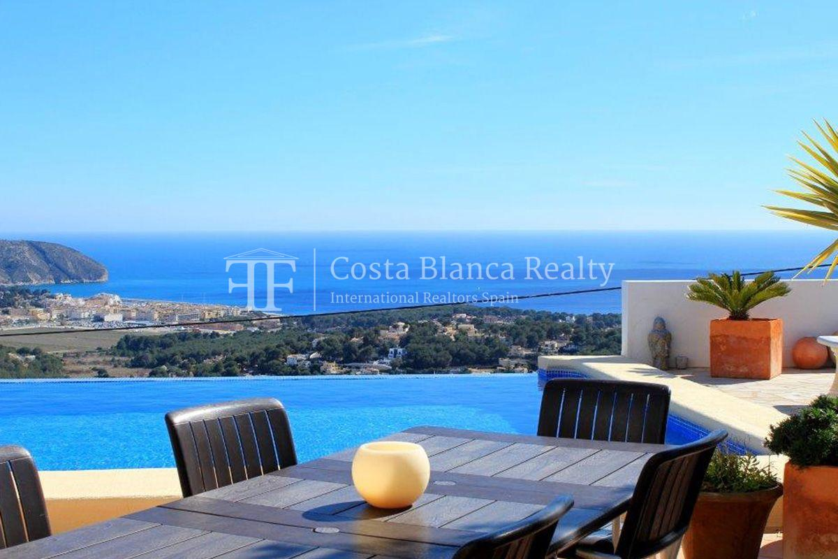 Dream villa with panoramic views over the Sea and the Mountains, Benimeit - 2 - CHFi422