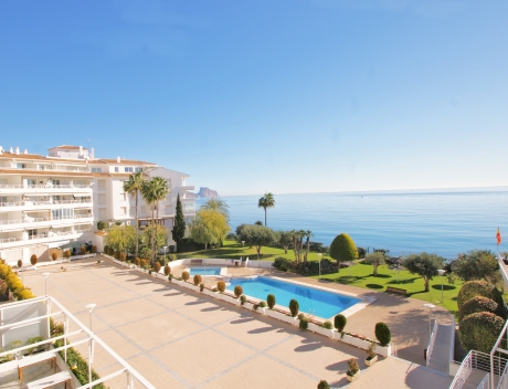 CHFi790: Apartment in first sea line in Altea Cap Negret for sale - Main
