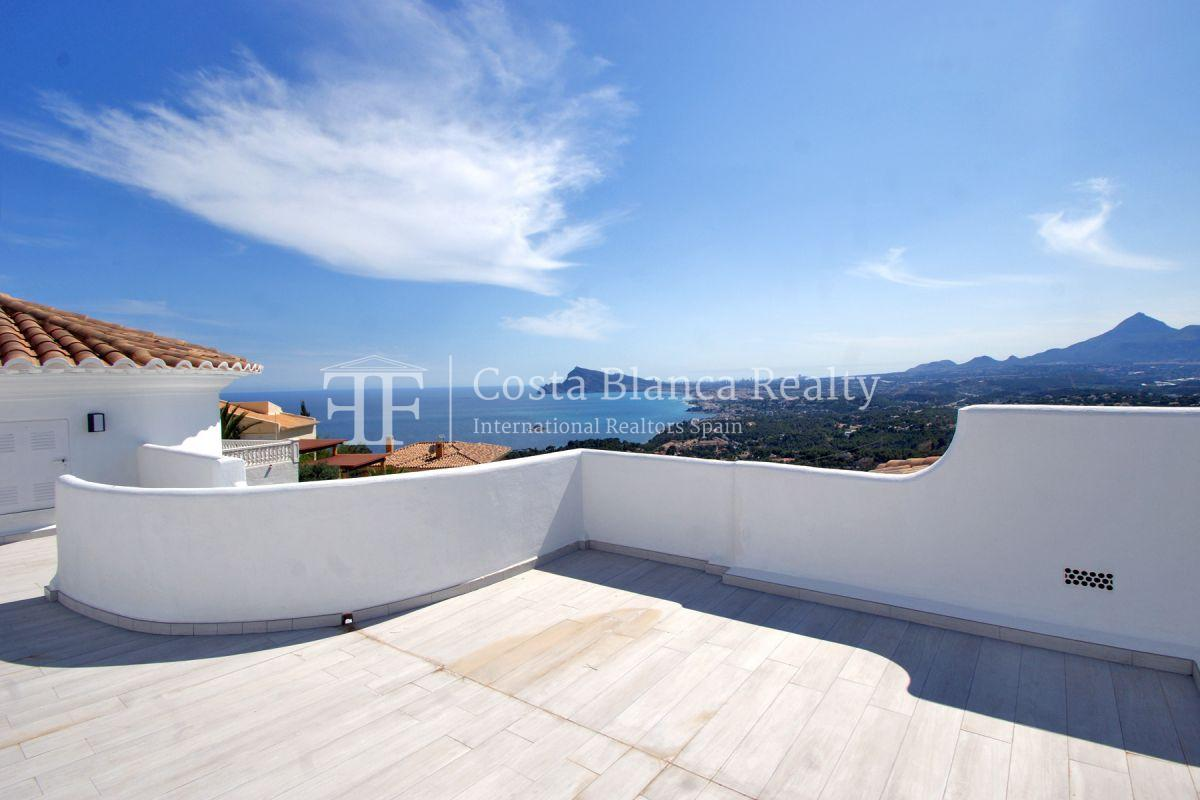 Modern villa with great views for sale in Altea Hills - 42 - CHFi820