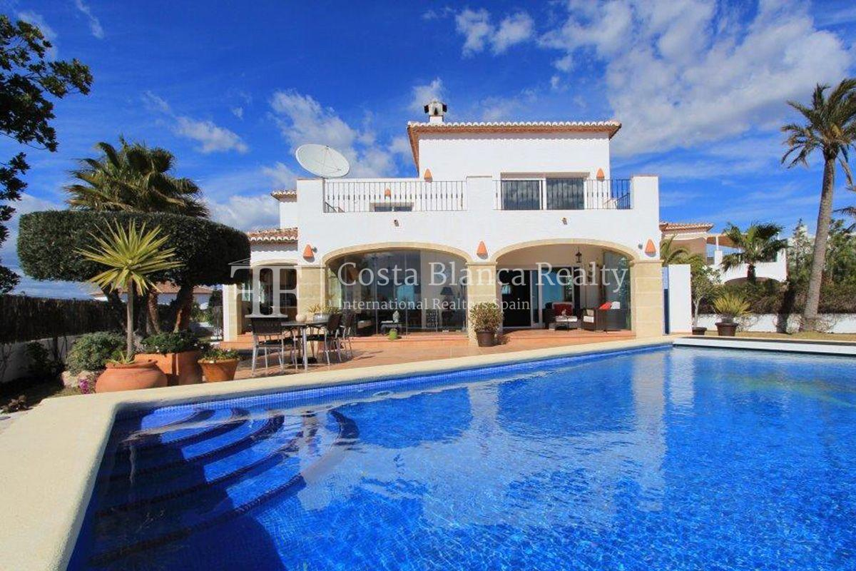 Dream villa with panoramic views over the Sea and the Mountains, Benimeit - 1 - CHFi422