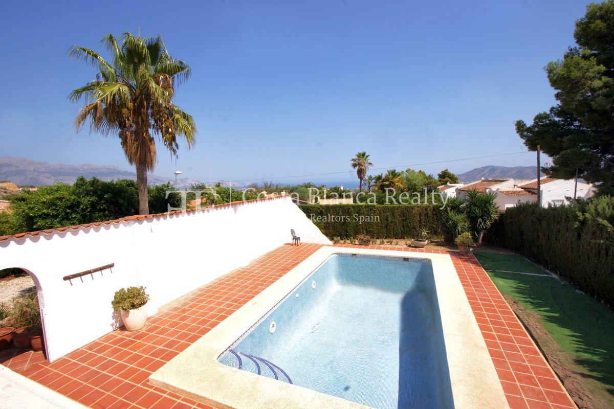 Opportunity!!! House with panoramic sea views in La Nucia - 2 - CHFi749