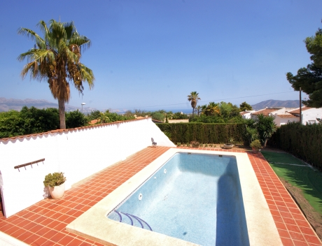 CHFi749: Opportunity!!! House with panoramic sea views in La Nucia - Main