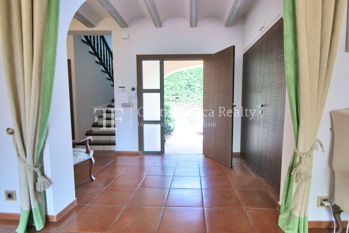 Magnificent luxury villa with extra building plot in the Sierra de Altea for sale - 11 - CHFi826