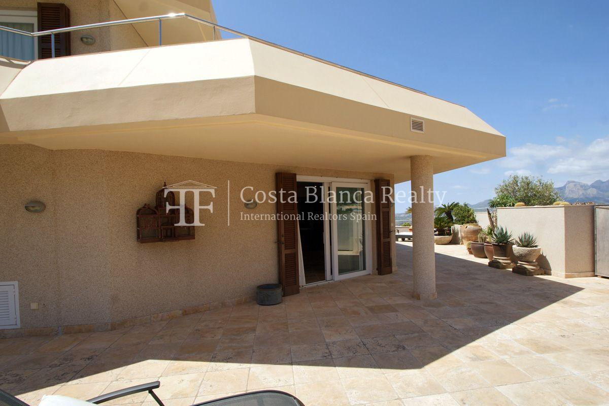 Duplex Penthouse Apartment for sale with great sea views in Altea, Villa Marina Golf - 16 - CHFi653