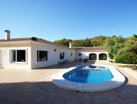 CHFi460: Beautiful house in Altea with sea view for sale, Altea, Barranquet - Main