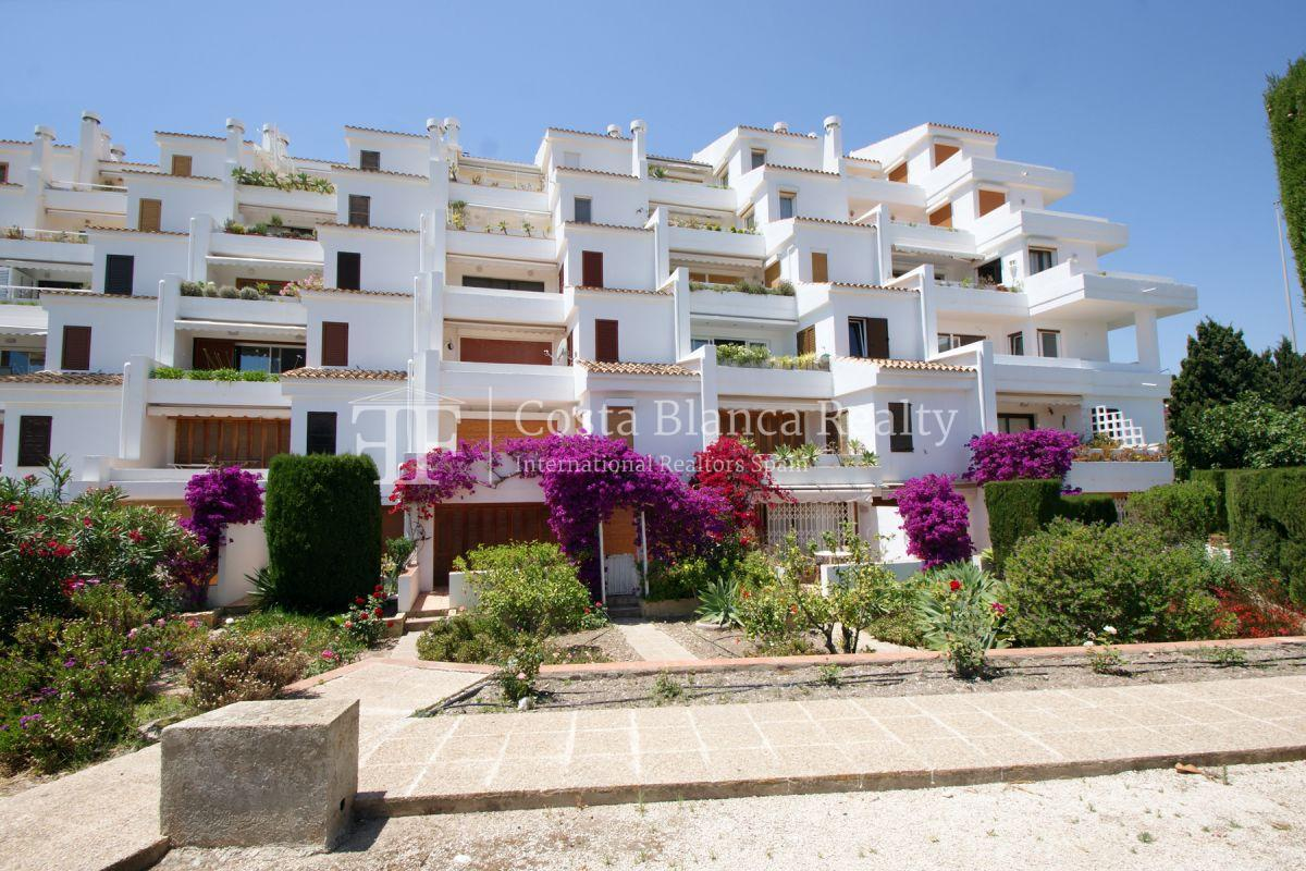 Apartment on the seafront in the center of Altea (with access to Playa Espigo) - 32 - CHFi824