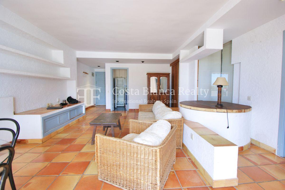 Apartment on the seafront in the center of Altea (with access to Playa Espigo) - 3 - CHFi824