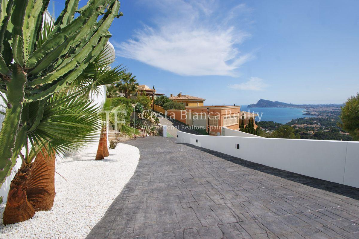 Modern villa with great views for sale in Altea Hills - 43 - CHFi820