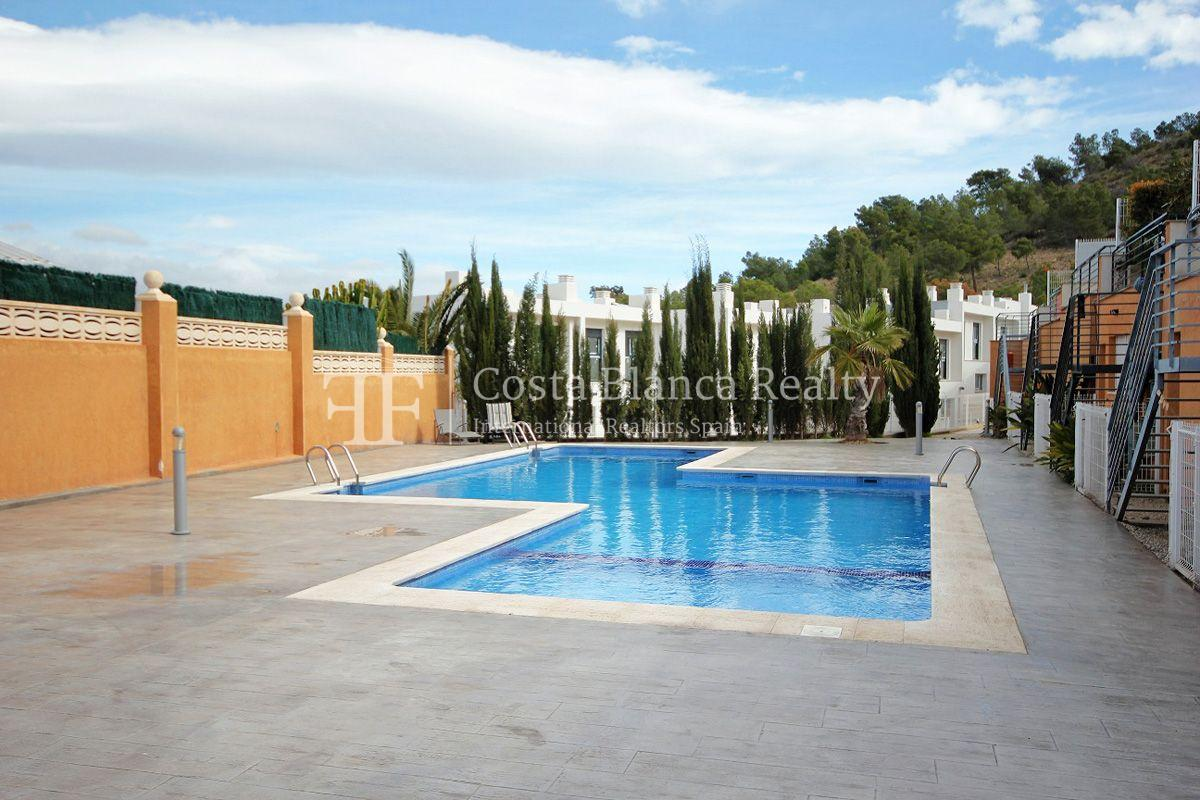 Semi-detached house in perfect condition in Albir with seaview - 11 - FPAS107