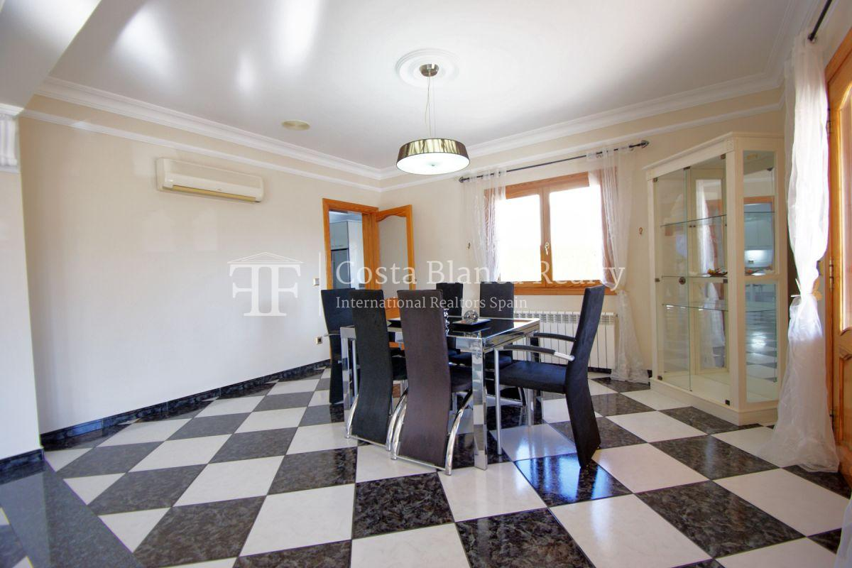Very Large villa in calpe for sale with partly sea views - 7 - CHFi789
