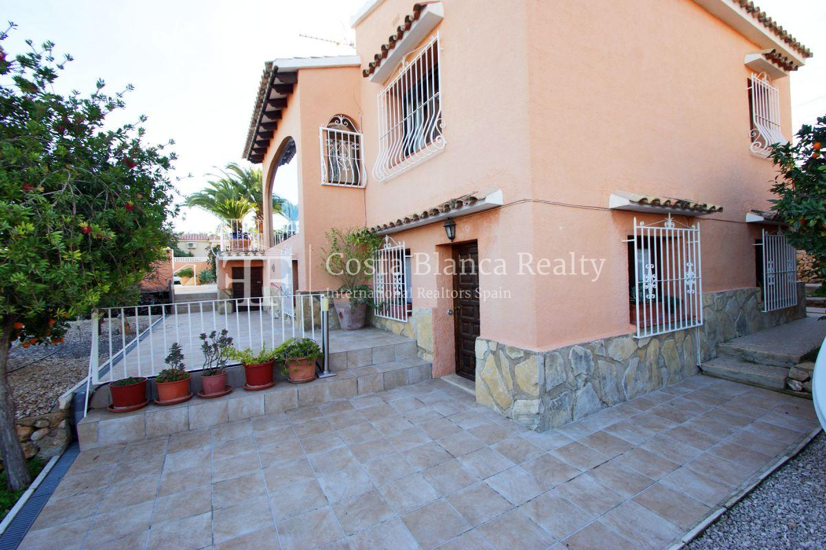 Wonderfully maintained house with sea views in La Nucia - 42 - CHFi763