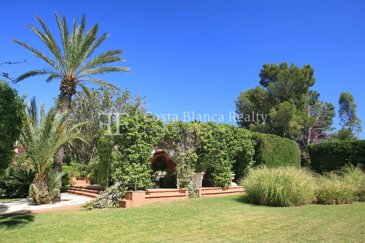 Exceptional property surrounded by a beautiful landscaped garden, Sierra de Altea - 23 - CHFi533