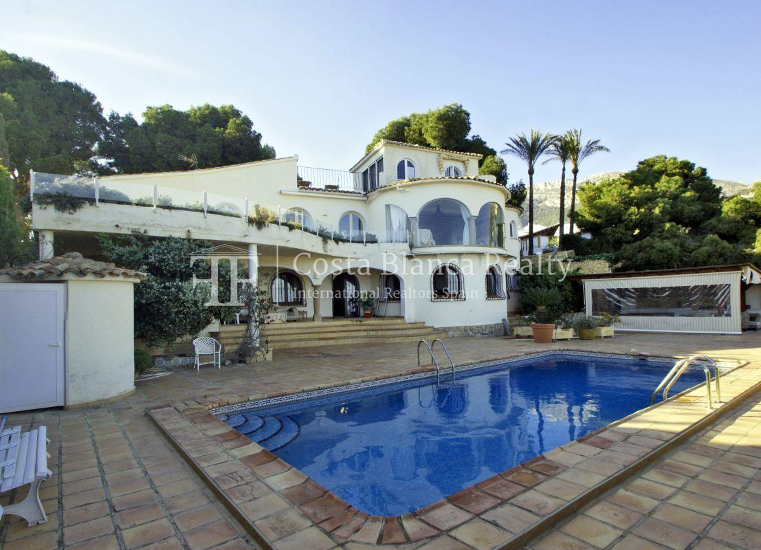 Great house with panoramic sea views for sale, Altea, Mascarat - 1 -  CHFi488