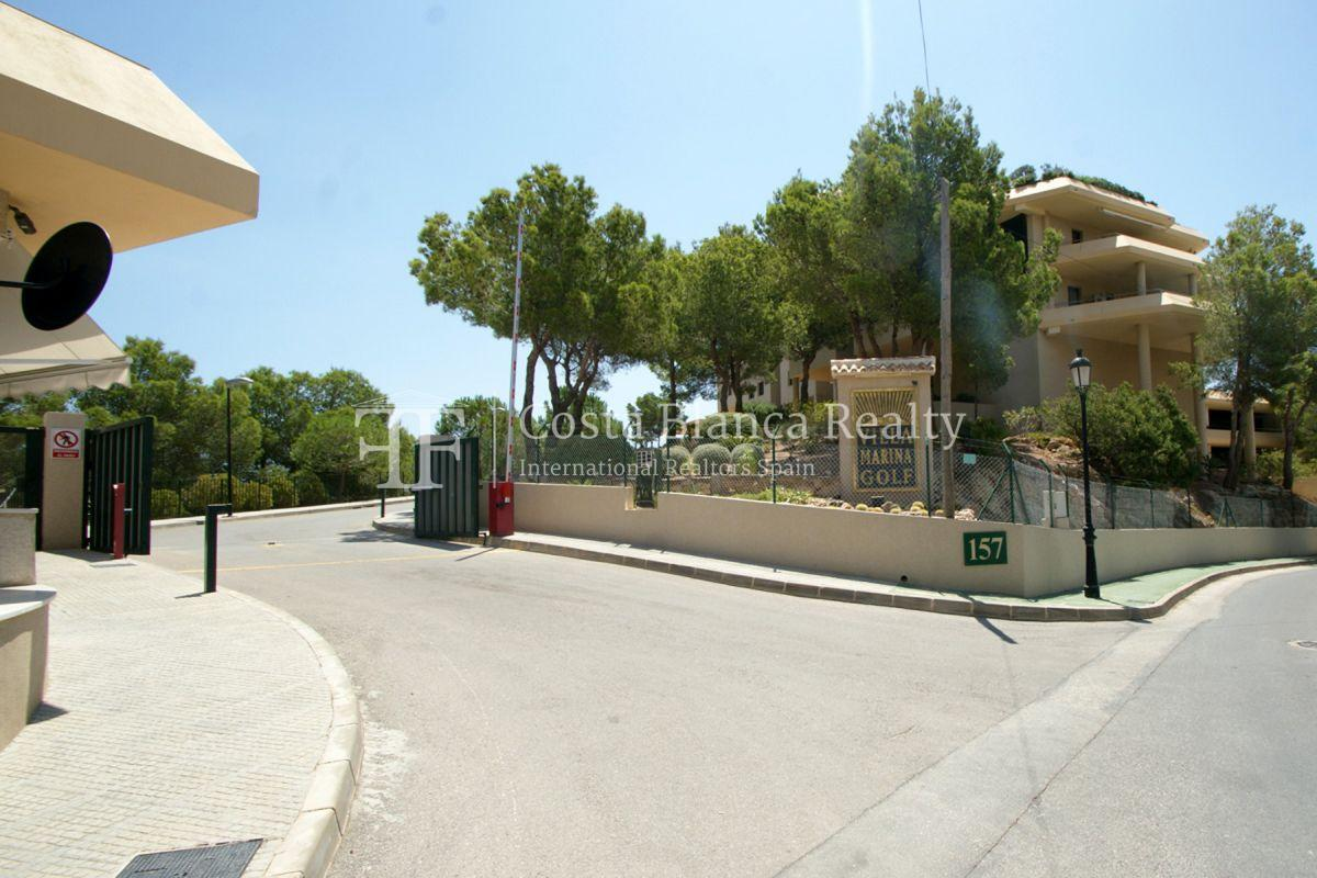 Duplex penthouse apartment for sale in Villa Marina Golf Altea - 39 - CHFi803
