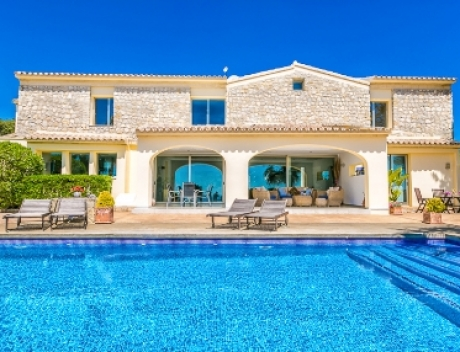 CHFi1099: A dream finca with complete privacy and views of the sea, Moraira - Main