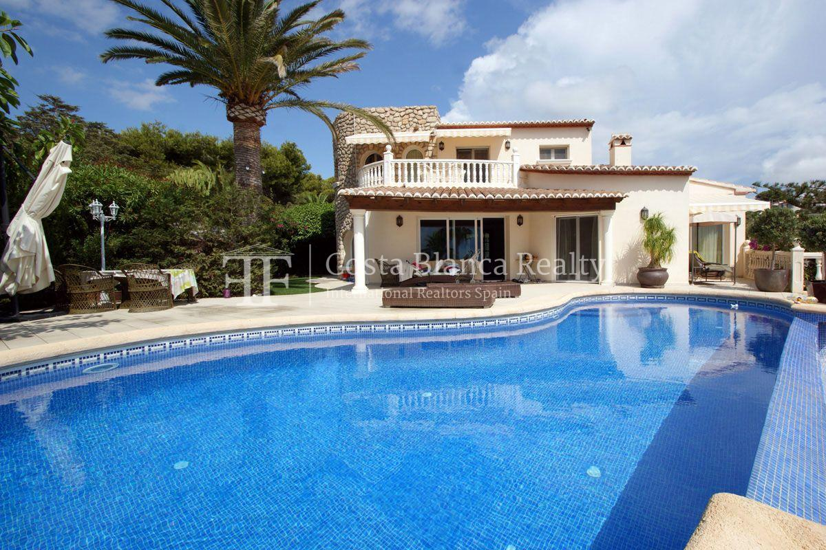 Villa by the sea with Beach access in Benissa - 28 - CHFi463