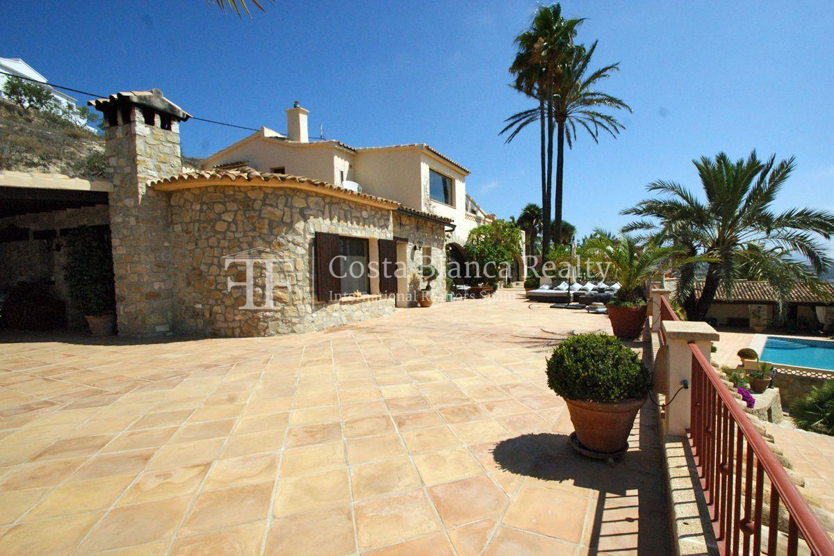Great modern finca with panoramic sea views in Benissa - 50 - CHFi501
