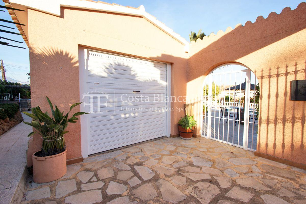 Wonderfully maintained house with sea views in La Nucia - 39 - CHFi763