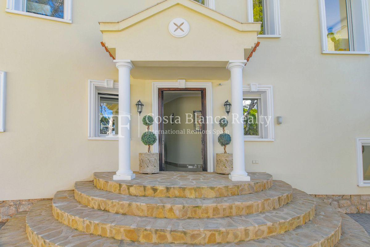 Fantastic villa with panoramic sea views in Altea - 30 - CHFi798
