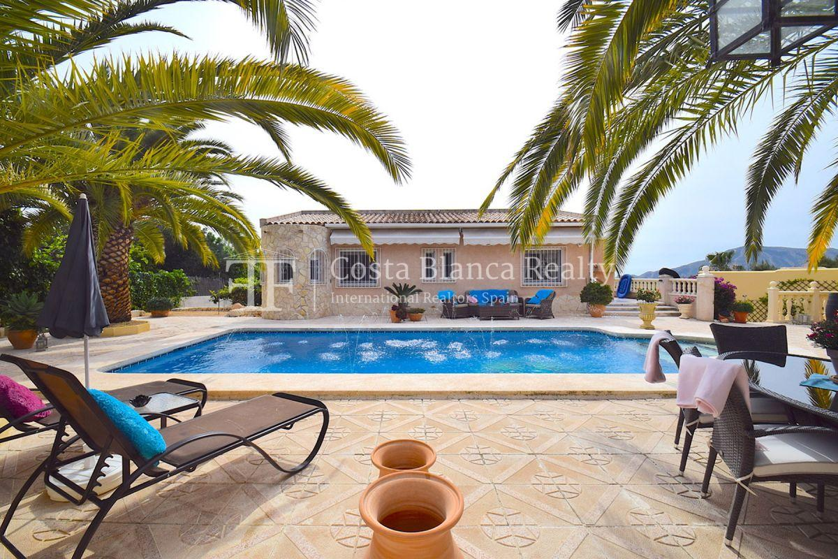 Beautifully renovated villa with sea views in Altea, Montahud - 2 - CHFi743