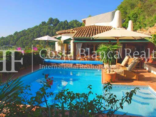 Cozy house with panoramic views of the sea, Sierra de Altea Golf - 2 - JOFi150