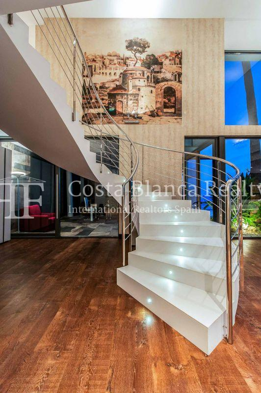 Modern designer villa with panoramic sea views, Benidorm - 15 - CHFi162