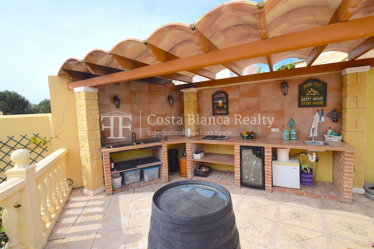 Beautifully renovated villa with sea views in Altea, Montahud - 29 - CHFi743