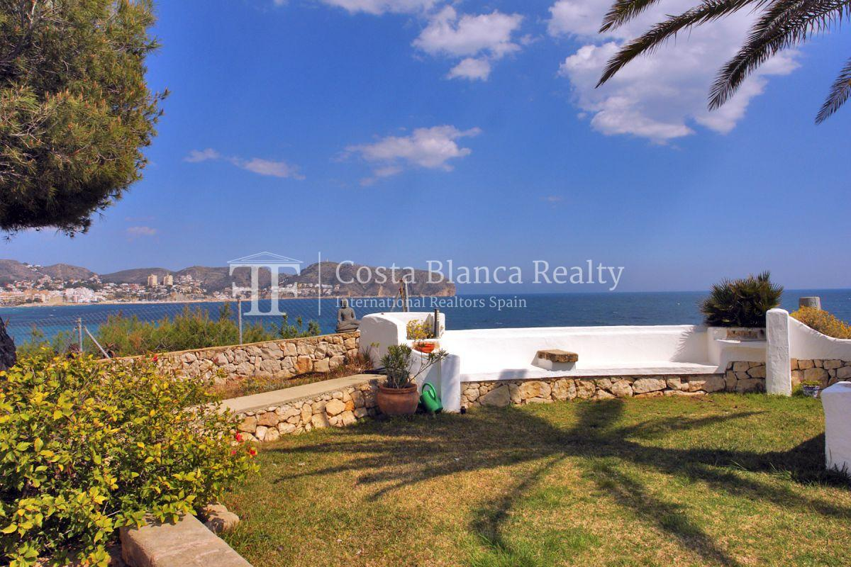 House for sale at first line in Moraira - 11 - CHFi780