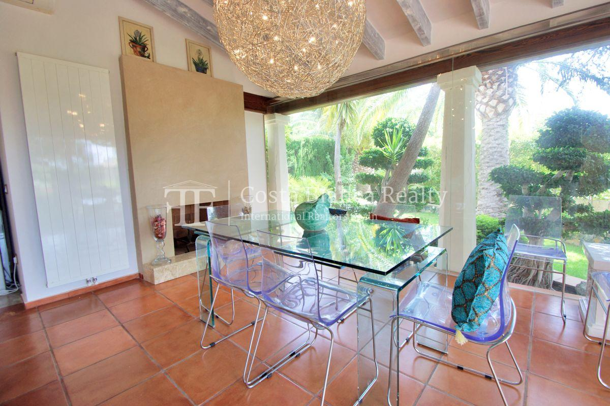 Magnificent luxury villa with extra building plot in the Sierra de Altea for sale - 7 - CHFi826
