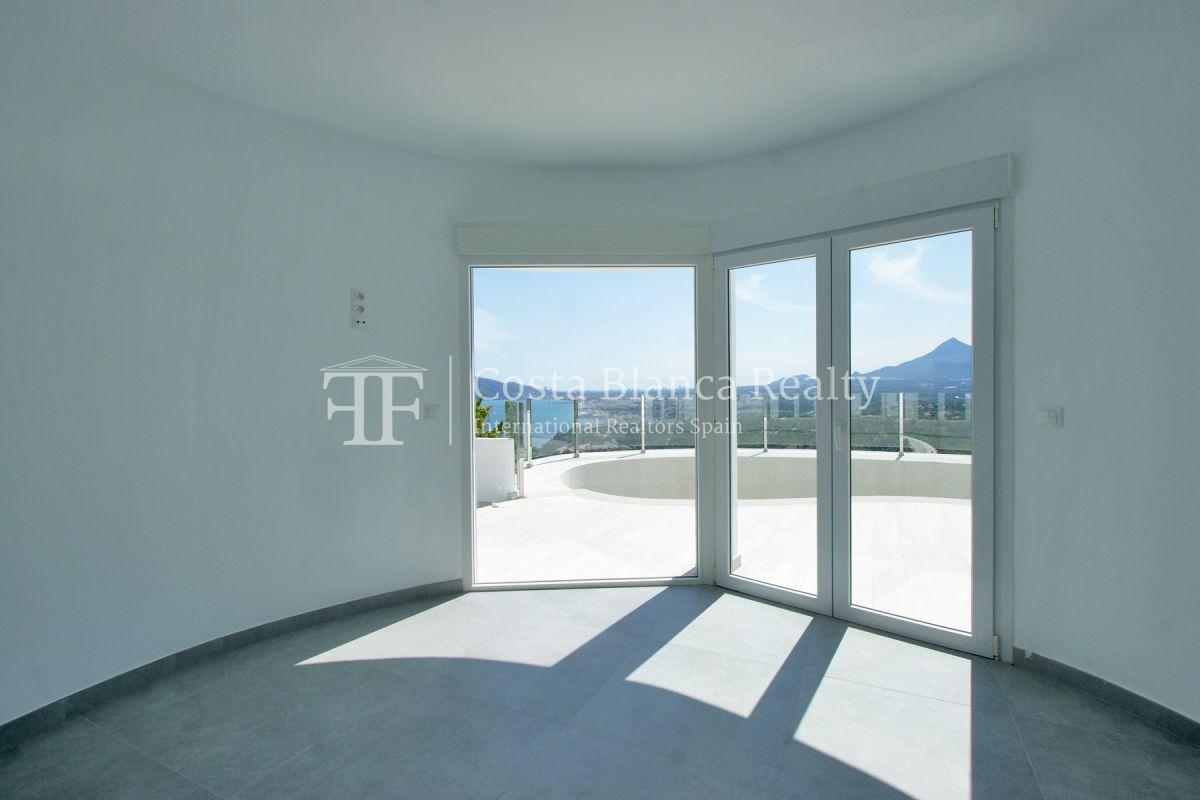 Modern villa with great views for sale in Altea Hills - 17 - CHFi820