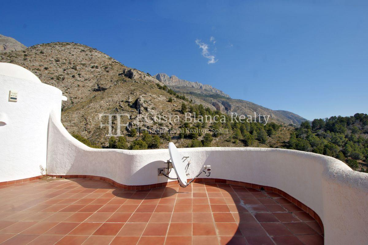 House for sale Altea la Vella El Paradiso - 24 - JOFi258