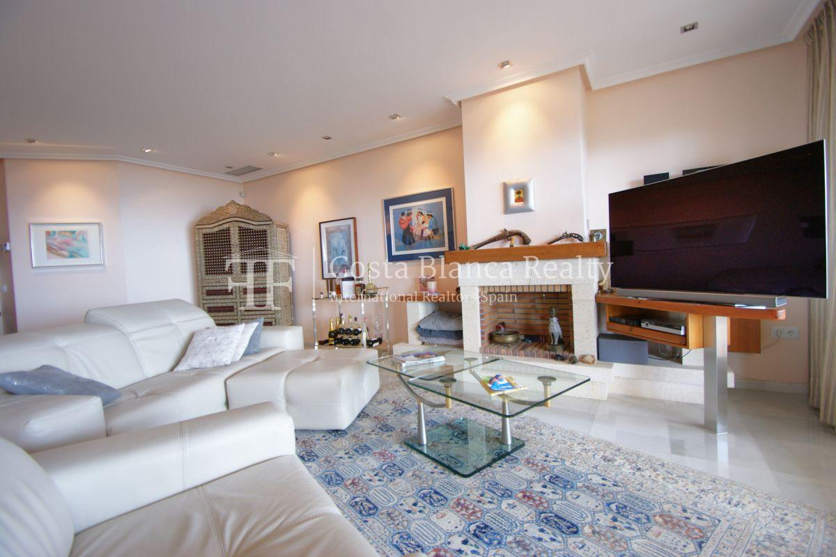 Modern apartment with panoramic sea views in Altea Hills for sale, Ducado Real - 6 - CHFi718