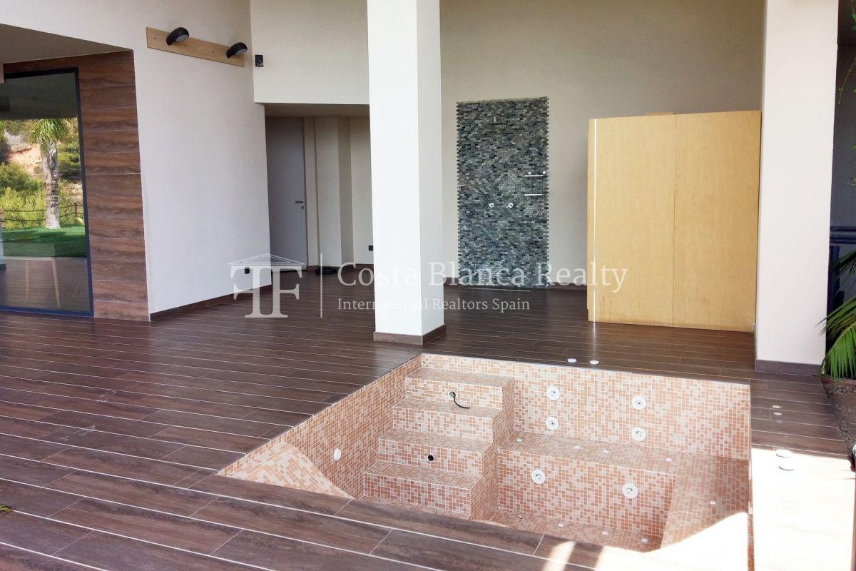 Modern luxury villa with sea views for sale - 24 - CHFi836