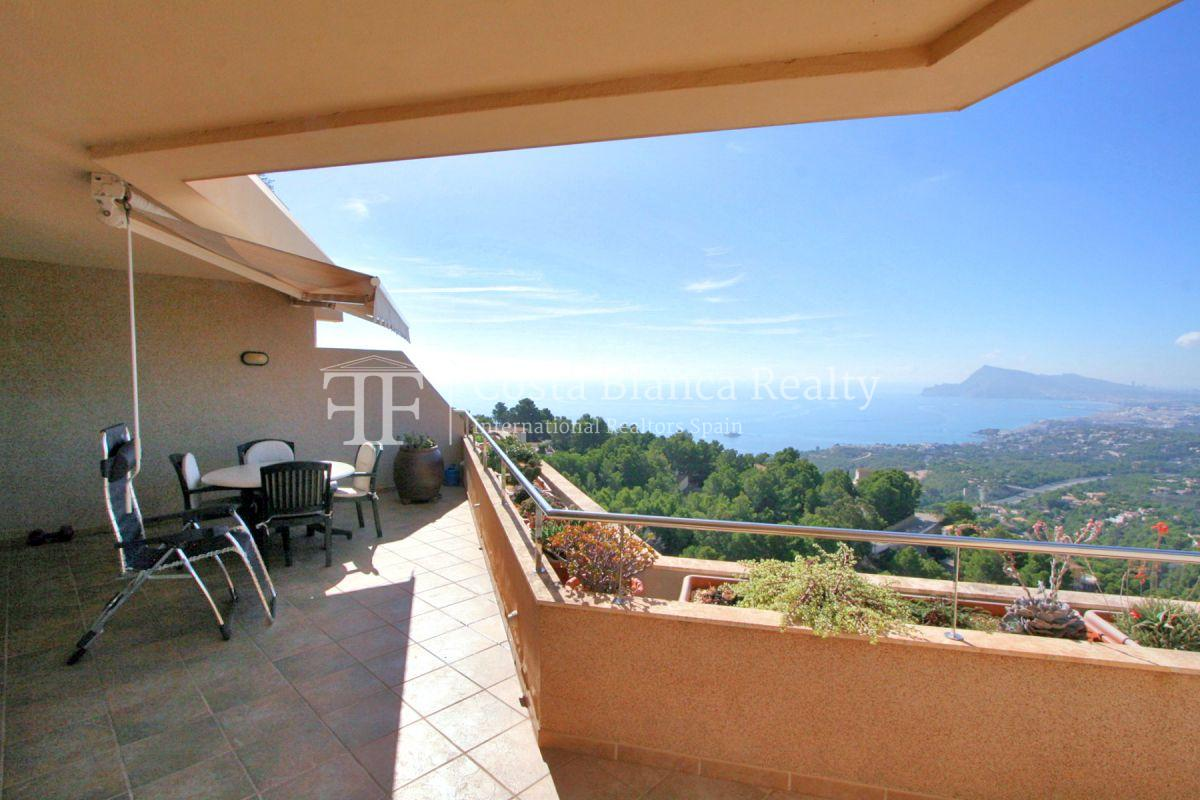 Duplex Penthouse Apartment for sale in Villa Marina Golf Altea - 1 - CHFi796