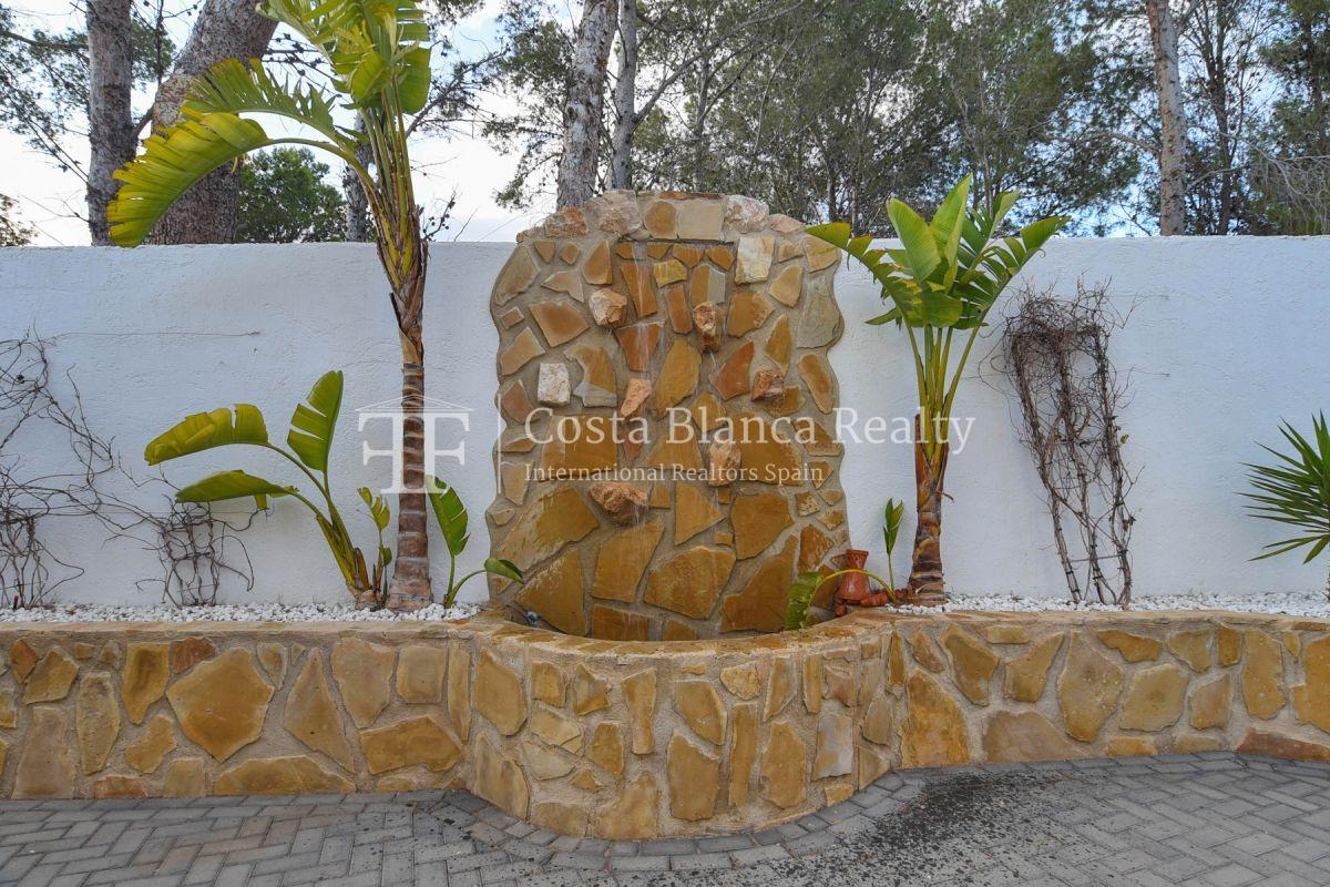 Fantastic villa with panoramic sea views in Altea - 33 - CHFi798