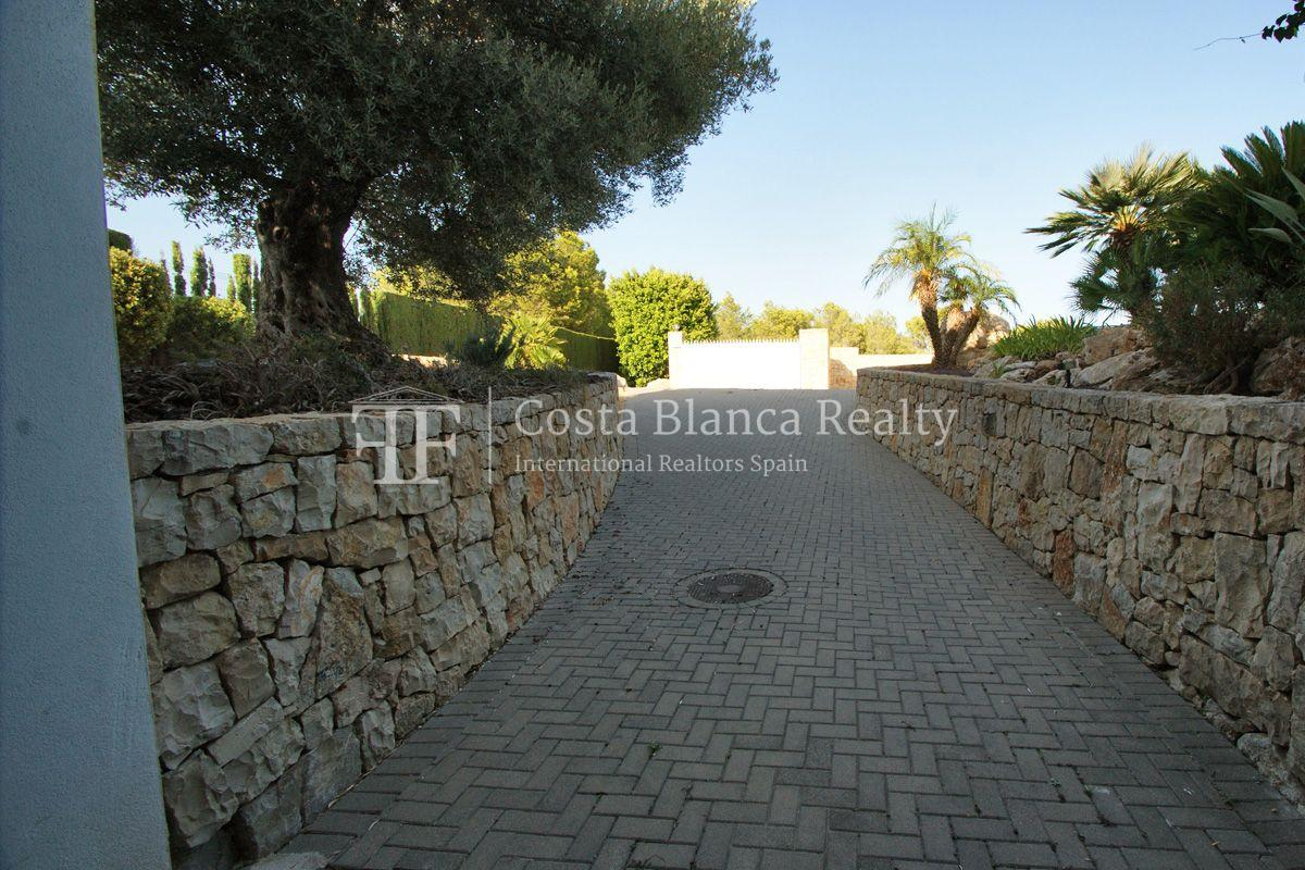 Very nice one level property with unobstructable sea view in Calpe - 32 - CHFi543