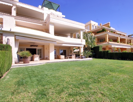 CHFi781: Garden apartment for sale in Ducado Real in Altea Hills - Main