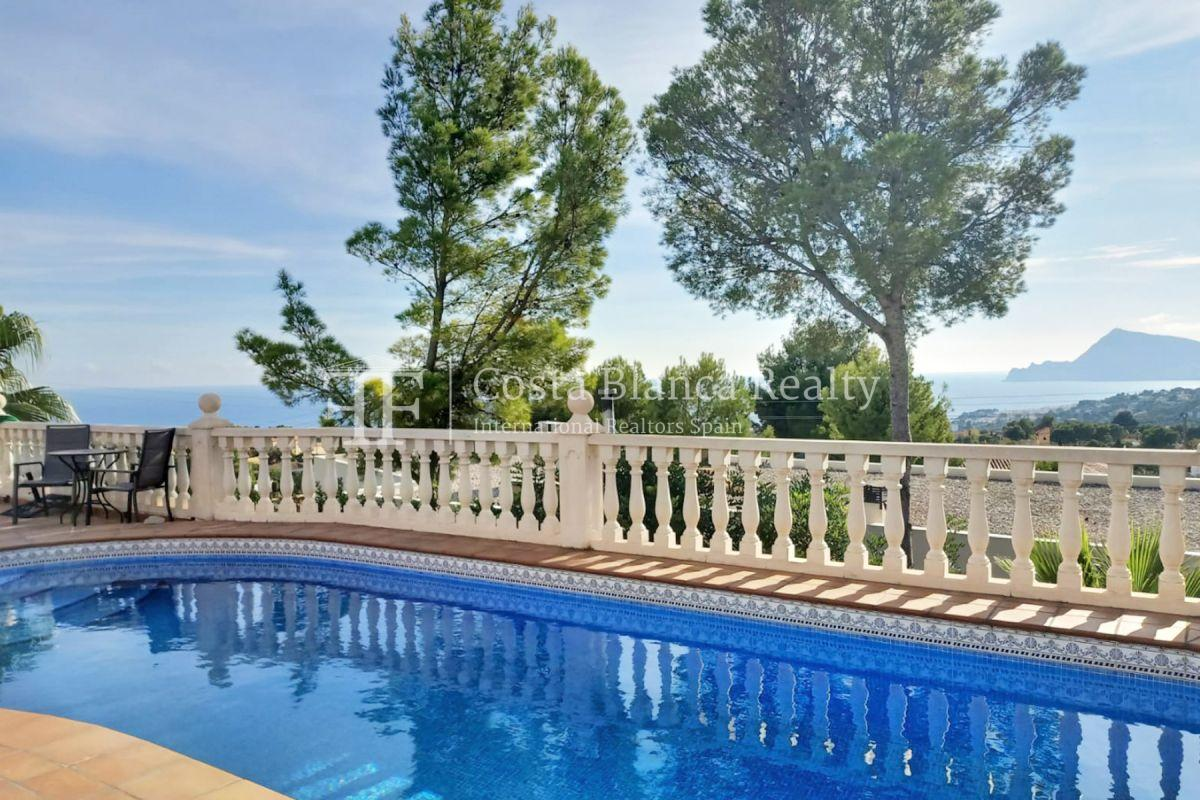 Established guest house in Altea with sea views for sale  - 3 - CHFi890